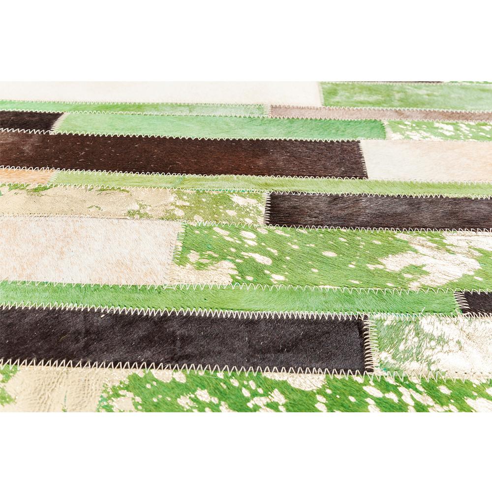 ブリックグリーン 170x240cm カーペット