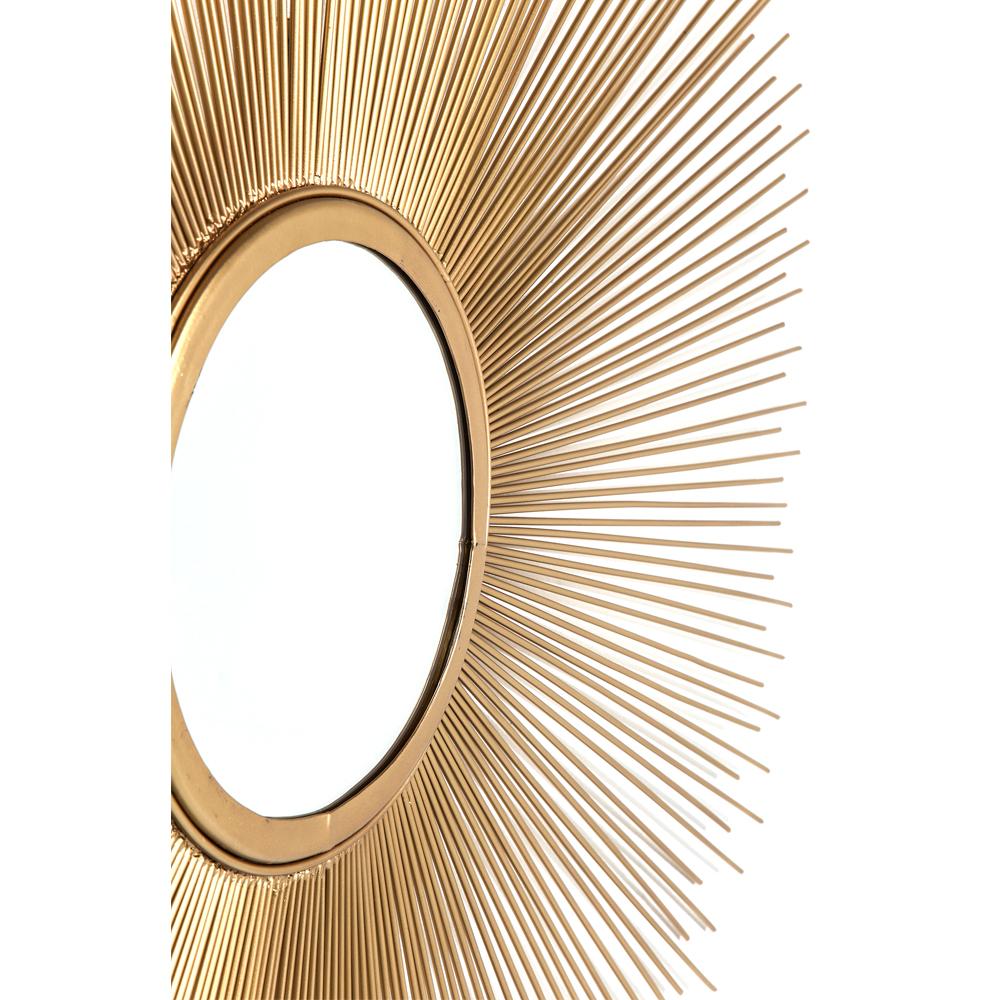 Mirror Sunbeam Ø90cm