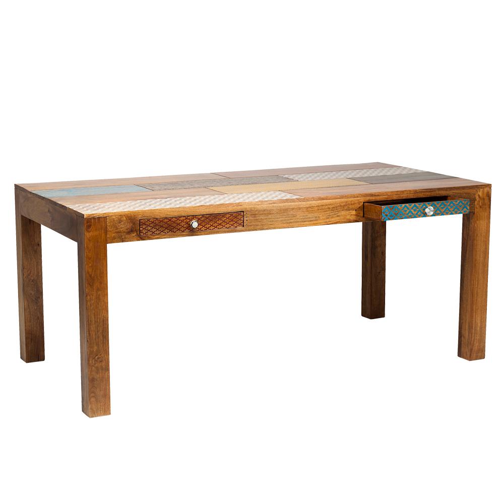 Table Soleil 180x90cm 2Drw.
