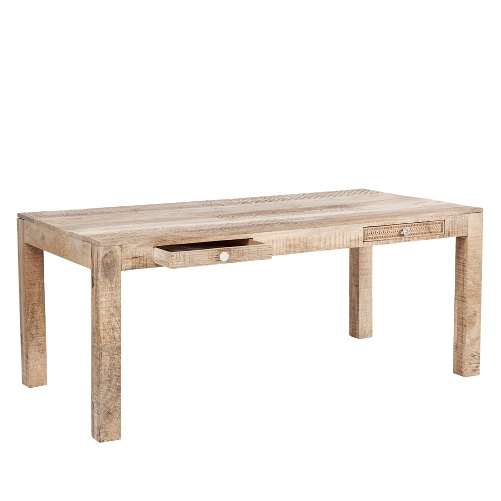 プロ 180x90cm ダイニングテーブル