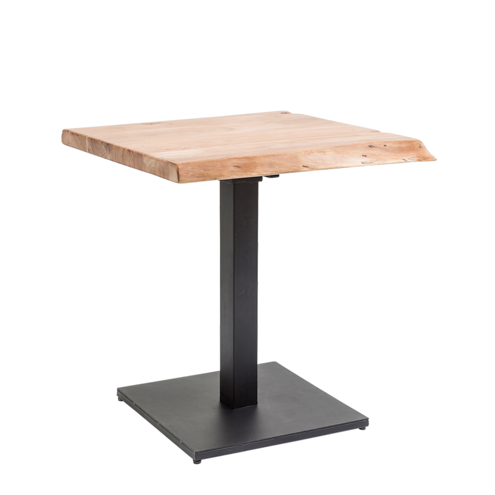 Table Pure Nature 70x70cm
