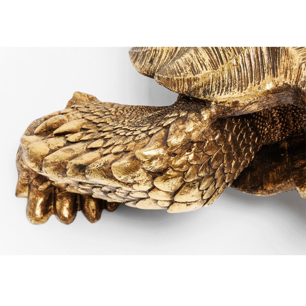 Deco Figurine Turtle Gold XL