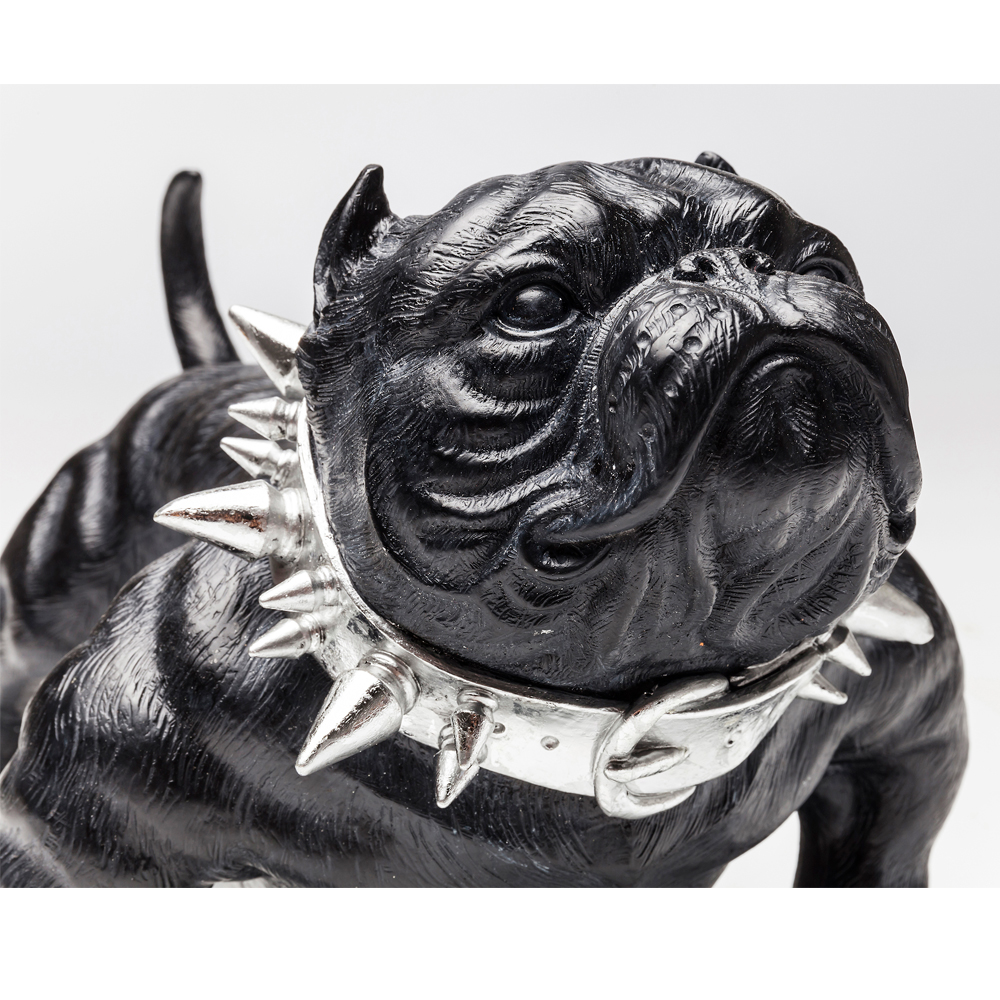 【在庫切れ】Deco Figurine Bully Dog Big