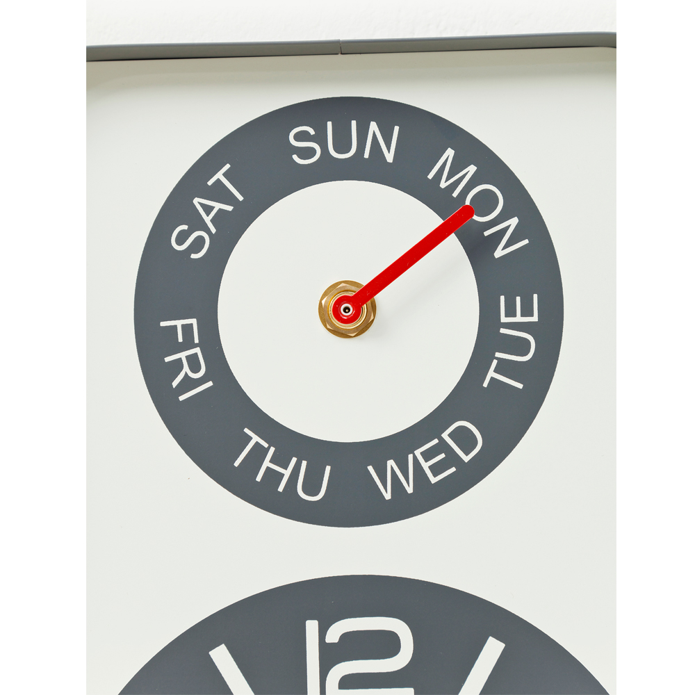 Wall Clock Days