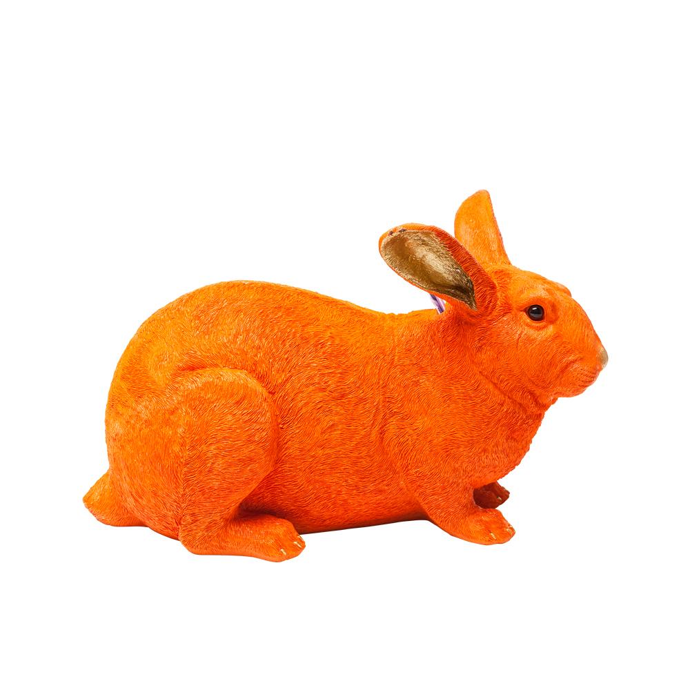 Money Box Rabbit Orange