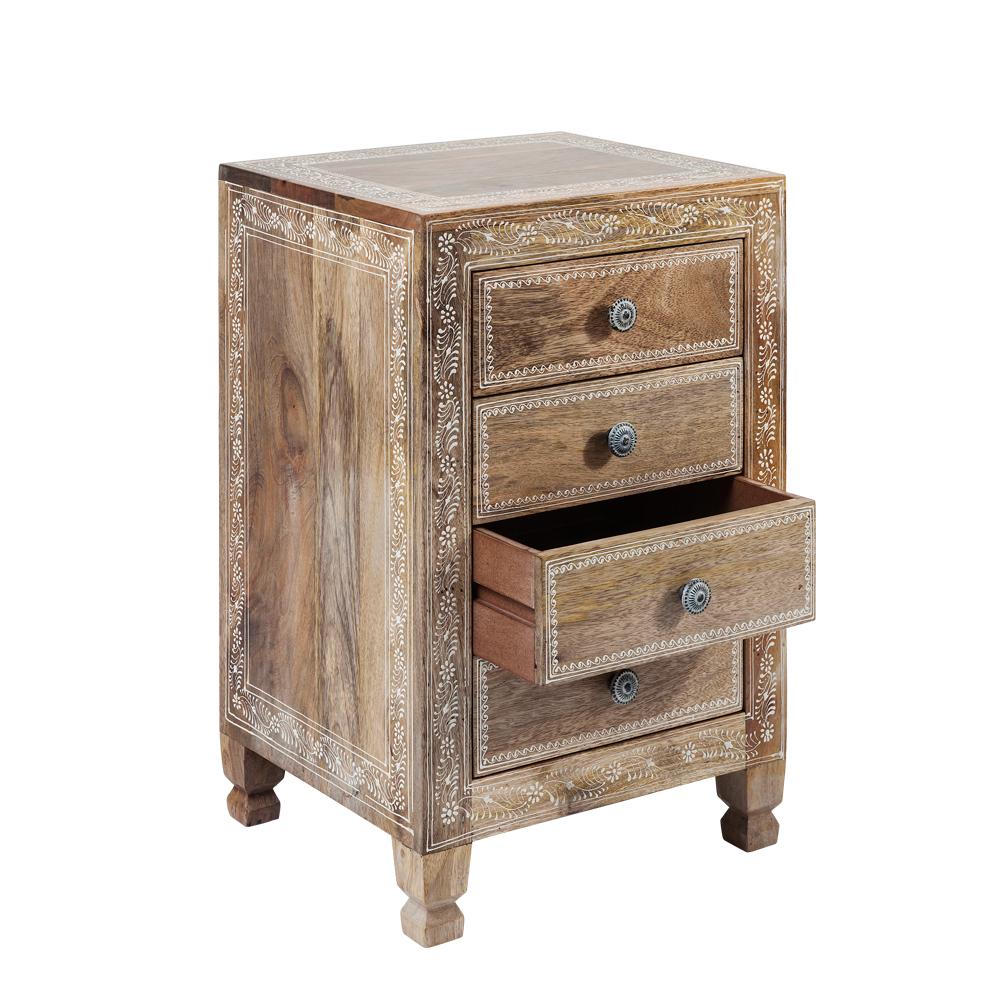 Dresser Desert Queen 4 drawers
