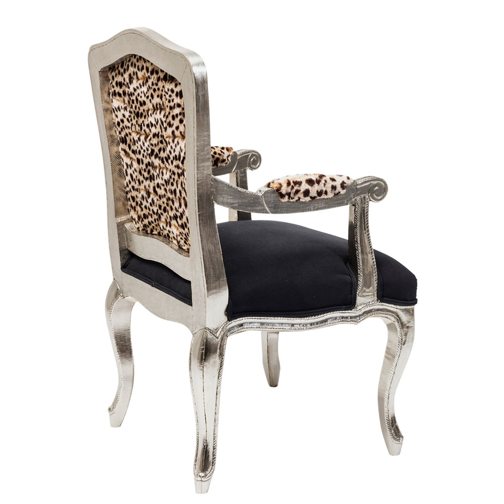 Chair with Armrest Regency Leo
