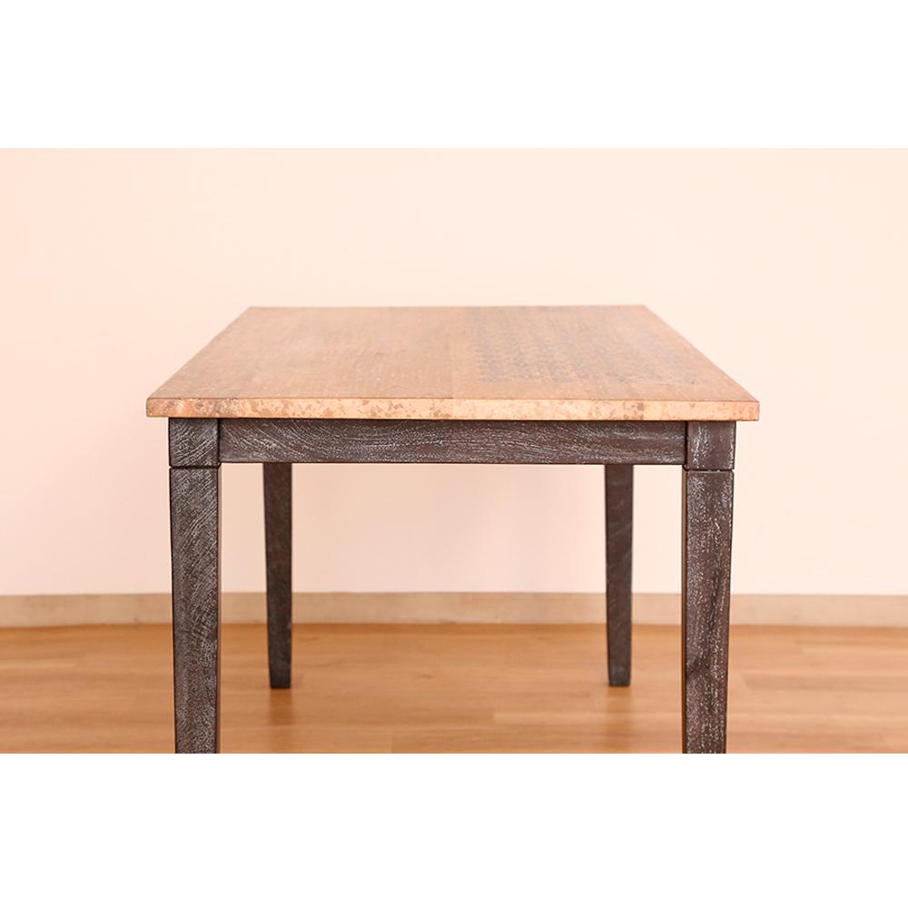Table Literature Cafe 160x80cm 画像は幅1800mmのものです。本商品は幅1500mmです。