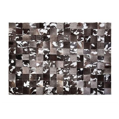 ★【期間限定価格】Carpet Cosmo Grey Fur 170x240cm
