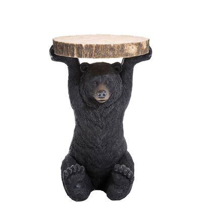 【入荷待ち商品】Side Table Bear Ø40cm