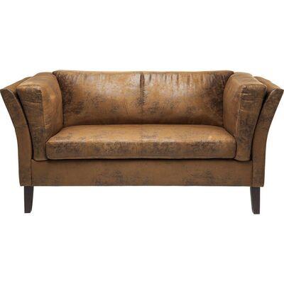 Sofa Canapee 2-Seater Vintage Eco