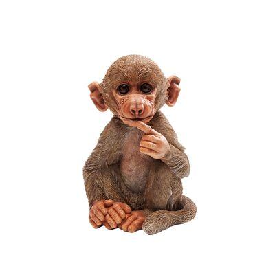 Deco Figurine Monkey Baby Baboon