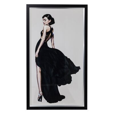 Picture Frame Diva 172x100cm