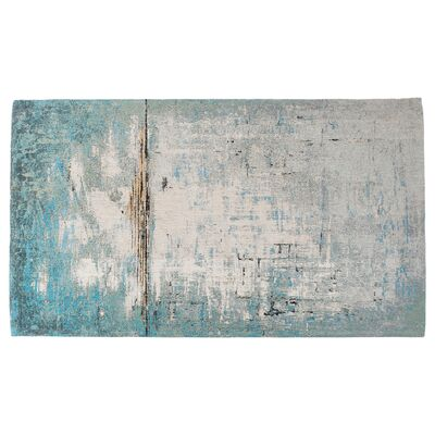 Carpet Abstract  Light Blue 240x170cm