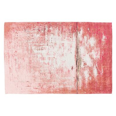 Carpet Abstract Dark Rose 240x170cm