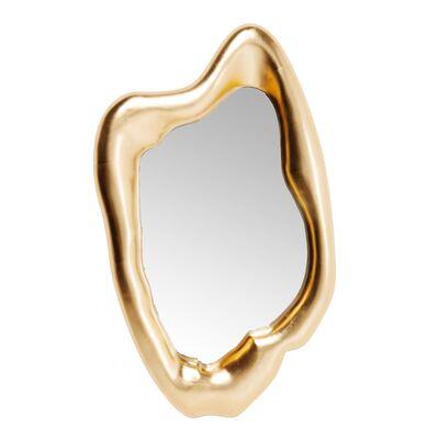 Mirror Hologram Gold 117x68cm
