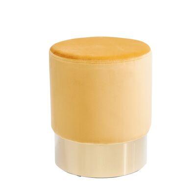 チェリーオレンジブラス O35cm スツール