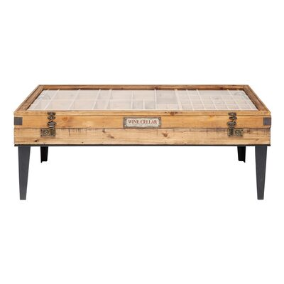 Coffee Table Collector 122x55cm