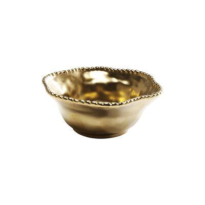 Bowl Bell Gold O16cm