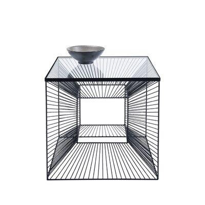 ディメンション 45×45cm ローテーブル/コーヒーテーブル