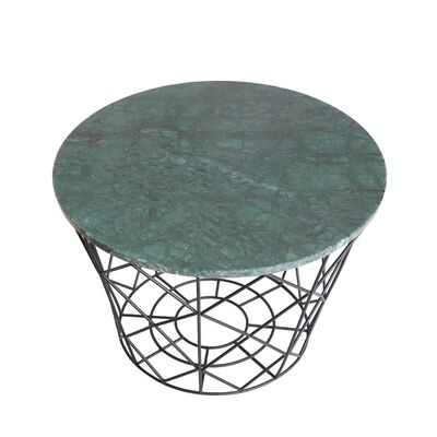 Coffee Table East Round M