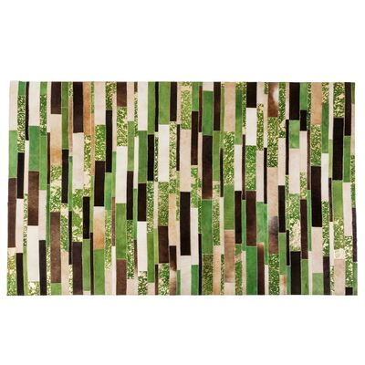 Carpet Brick Green 170x240cm