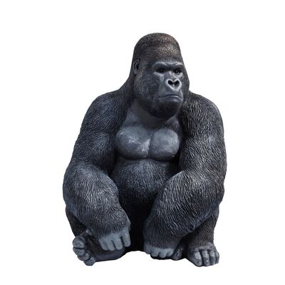 【入荷待ち商品】Deco Figurine Monkey Gorilla Side XL