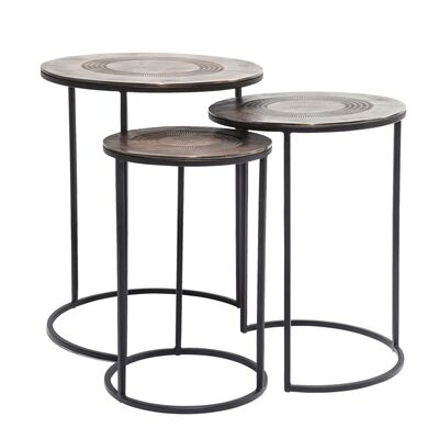 Side Table Marrakesh (3/Set)