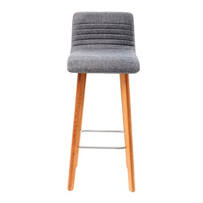 Bar Stool LARA Grey