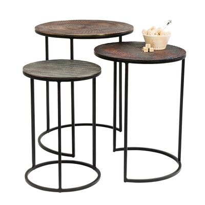 Side Table Electra (3/Set)