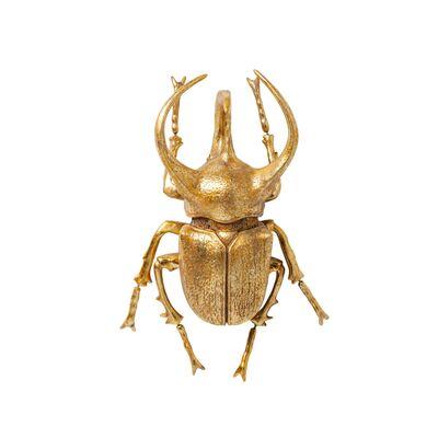 Wall Decoration Atlas Beetle Gold