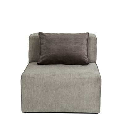 Infinity 2-seater 80 Elements Grey