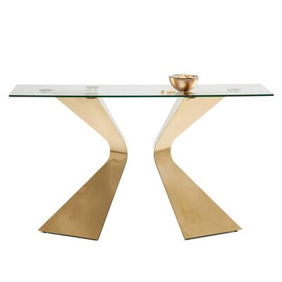 【入荷待ち商品】Console Table Gloria Gold
